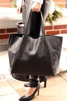 DIY Leather Handbag using my old jacket