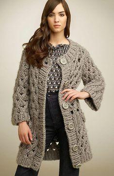 Hand Knit women's co