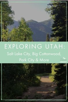 During a recent trip to Utah I had the chance to explore Big Cottonwood, Salt Lake City, Park City, and so much more!We were there on Pioneer Day for the Days of 47Celebration. Pioneer Day is when the Mormon pioneers arrived in Salt Lake Valley on July 24th, 1847 (which I think is why they call it days of '47)after many had tried, failed, and died in the previous attempts. Its a major state holiday.