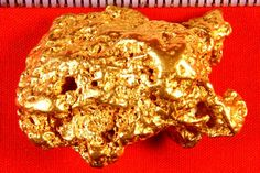 Awesome 2.53 Troy Ounce Australian Gold Nugget