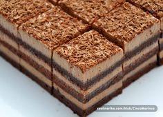 Merine Milka kocke   Jednostavni kolači