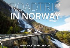 We had an amazing roadtrip in Norway earlier this year. Click on the image and read about it. :-)