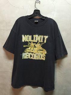 vintage t shirt No Limit Records 90s rap hip by imtryingtofocus