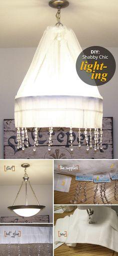 Light-fixture-DIY - www.thebudgetsocialite.com