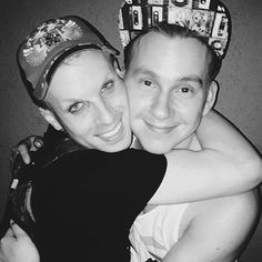 Katya and Trixie out of drag