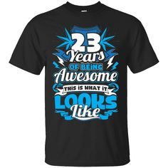 Hi everybody!   23rd Birthday Shirts - 23 Years Of Being Awesome https://lunartee.com/product/23rd-birthday-shirts-23-years-of-being-awesome/  #23rdBirthdayShirts23YearsOfBeingAwesome  #23rdYears #Birthday #ShirtsBeing #23Being # #23YearsOf #YearsBeing #Of