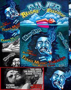 reggae fest side