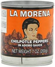 La Morena Chipotle Peppers in Adobo Sauce, Ounce (Pack of Sweet, spicy and smokey taste. Chipotle peppers in adobo sauce. Date of publication: Imported from Mexico. Baja Fish Tacos Sauce, Mexican Fish Tacos, Baja Fish Taco Recipe, Baja Sauce, Fried Fish Tacos, Deep Fried Fish, Salsa Recipe, Chile Chipotle, Chipotle Crema