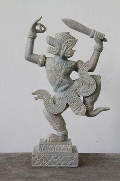 Cambodia's National Museum Hanumān - Google 検索