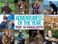 Oh yeah! Prois ladies in the Adveturess Top Ten Finalists! Congratulations to Prois Staffer, Nancy Rodriguez & Wisconsin State Coordinator, Jennifer Piasecki-Dums!! #proiswasthere Check out our performance hunting gear for women at www.proishunting.com!