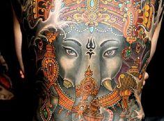 Spiritual and Scientific Ink!