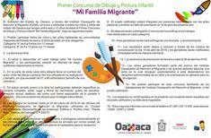 El Gobierno del Estado de Oaxaca, a través del Instituto Oaxaqueño de Atención al Migrante (IOAM), lanzó la convocatoria para que los niños y niñas