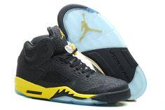 "a8e060103235 Cheap Air Jordan 5 ""Thunder"" Black Tour Yellow For Sale Online AMnMH from  Reliable Big Discount! Cheap Air Jordan 5 ""Thunder"" Black Tour Yellow For  Sale ..."