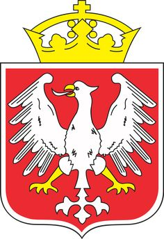 Coat of arms of Gniezno Coat Of Arms, Disney Characters, Fictional Characters, Herbs, History, Polish, Coats, Google Search, Poland