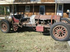 1927 American LaFrance speedster project begins - THE H.A.M.B.