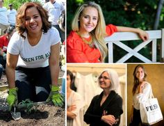 Forces of Change: 10 Women CEOs We Admire | EcoSalon | Conscious Culture and Fashion -- Full article: http://ecosalon.com/forces-of-change-10-women-ceos-we-admire/# #eco #green