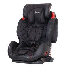 Accesorii bebelusi :: Scaune auto :: Scaune auto 9-36 kg :: Scaun auto SPORTIVO ONLY cu ISOFIX Black Coletto