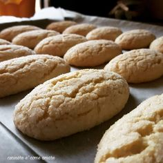 Cookie Recipes From Italy Italian Butter Cookies, Italian Cookie Recipes, Sicilian Recipes, Best Italian Recipes, Italian Desserts, Biscotti Cookies, Biscotti Recipe, Italian Food Restaurant, Italian Pastries