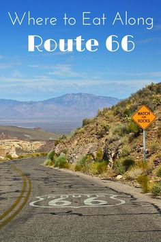 Where to stop to eat on your Route 66 road trips. From Illinois to California. Are you planning a trip along Route The best parts of a road trip is finding great places to eat. From Illinois to California, where to eat on Route Route 66 Road Trip, Travel Route, Us Road Trip, Road Trip Hacks, Travel Usa, Travel Tips, Travel Hacks, Road 66, Illinois