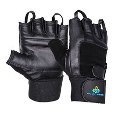 Premium Soft Durable leather double stitched fingerless weightlifting gloves with extra padding to ensure protection against painful Blisters & Calluses & allows the user to get the best grip   Pull off finger loop for easy & comfortable   Wrist Support to stabilize grip, provide power and avoid   Breathable Mesh designed to ease sweat   Designed for all types of users from Beginners to more Experienced- Male & Female