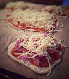 Dinkel Pizzateig weizenfrei