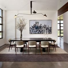 Dining Room- Abramson Teiger Architects