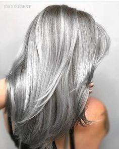 Resultado de imagem para gray hair