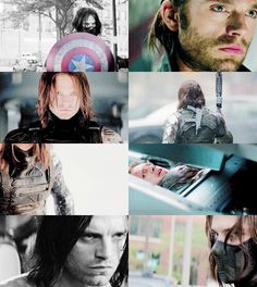 Poor Bucky. I hate it when people say he's a villain. Bucky IMO is an honest to goodness victim. He's totally brainwashed. << I hear ya!!