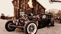 Diesel Rat Rod Pictures Photos Rusty Trucks and copped rides
