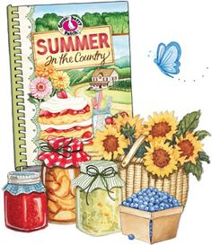 Berry Best Freezer Jam  From our cookbook, Summer in the Country by Gooseberry Patch.