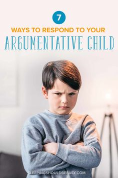 Is your child acting like a know it all? Dealing with a defensive and argumentative child can be challenging for parents. Discover the 7 game-changing ways that will stop children from constantly arguing about everything. Parenting Teenagers, Parenting Books, Kids And Parenting, Parenting Styles, Parenting Quotes, Children Will Listen, Act For Kids, Kids Fun, Positive Parenting Solutions