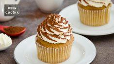 I cupcake tiramisù sono dei golosi dolcetti realizzati con una base soffice al caffè e un frosting al mascarpone.