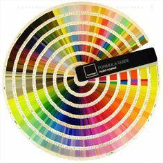 pantone Quelles couleurs portez vous?