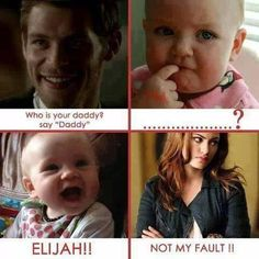 The Originals Humor haha