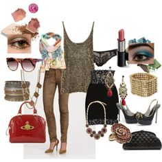 """""""Day to Night"""" by kim-douglas-spies on Polyvore http://www.marykay.com/lisabarber68 Call or text 386-303-2400"""