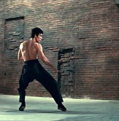 Bruce Lee, The Way of the Dragon