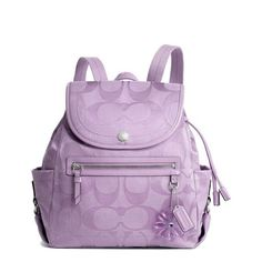 Coach Signature Back Pack. Any color will do! :),cheap discount coach bags upcoming