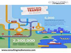 https://flic.kr/p/seogmV | MIGUEL BAIGTS TE HABLA SOBRE GOOGLE MAPS TRANSIT 1 | MIGUEL BAIGTS. Google Maps Transit llega a México, para las personas que utilizan el transporte público diariamente, esta aplicación es ideal ya que podrás consultar la mejor ruta para llegar a tu destino además de marcar las tarifas, horarios para evitar quedar atorado en el tráfico.www.consultingmediamexico.com