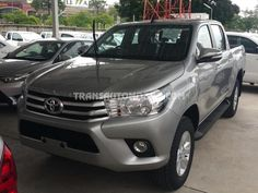 Available from stock: Toyota Double cabine Hilux / Revo Pick up double cabin. Or discover our other Toyota Hilux / Revo for export. Toyota Hilux, Pick Up, 4x4, Diesel, Cabin, Diesel Fuel, Cabins, Cottage, Wooden Houses