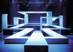 This is an awesome stage @ Friedrichstadtpalast 01 2010 by MICHALSKY stage design