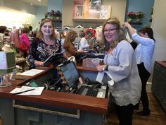 Grand Opening of Towne Center at Cedar Lodge Soft Surroundings store in Baton Rouge, LA.