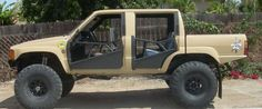 Low & Slow 84 *Quad Cab project* - Page 15 - : and Off-Road Forum - Today Pin Toyota Pickup 4x4, Toyota Trucks, Jeep 4x4, Pickup Trucks, Ranger Truck, Toyota Hilux, Toyota Tacoma, Tacoma Truck, Big Girl Toys