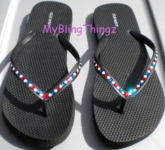 Simply+Elegant++Red+White+Blue+USA+Crystal+by+MyBlingThingz,+$29.95