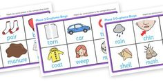 This fun and interactive, phase 3 graphemes bingo is a great way to introduce your children to phonics and reinforce your teaching on current ones. Phonics Words, Phonics Activities, Class Activities, Writing Activities, Phase 3 Phonics, Free Printable Bingo Cards, Reading Words, Button Cards, Matching Cards