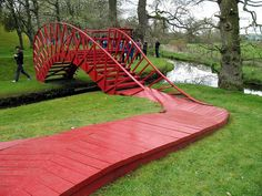 Charles Jencks Garden of Cosmic Speculation - Portrack, Scotland