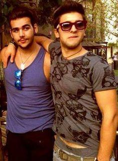 Igny and Piero