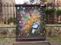 Sunday Street Art : C215 - avenue Jean Jaurès - Vitry-sur-Seine - par Paris la…