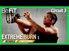 Extreme Burn: Metabolic Conditioning Strength & Cardio Workout |Circuit 3- Mike Donavanik - YouTube