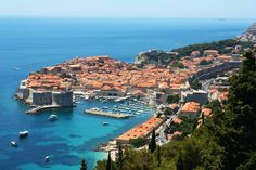 What to Choose: Rovinj or Its Competitor Dubrovnik Croatia Tours, Croatia Travel, Dubrovnik Croatia, Cruise Europe, Cruise Travel, Travel Tourism, Honeymoon Cruise, Cruise Vacation, Dream Vacations