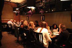 Main Dining Private Surprise Birthday Dinner Affresco Restaurant 11 N. Northwest Highway Park Ridge IL 60068